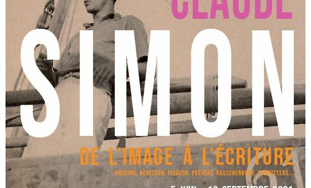 [Exposition] Claude Simon, de l'image à l'écriture, au Musée d'Art moderne de Collioure,