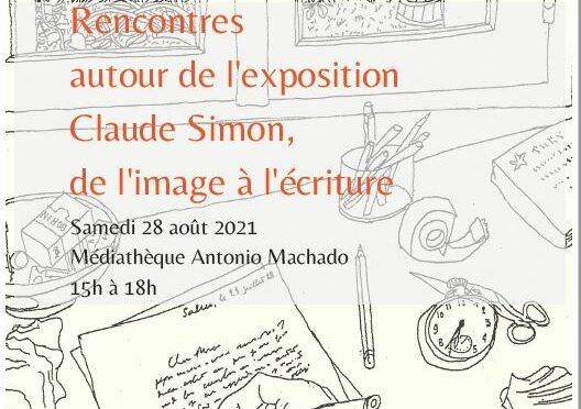 [Journée d'étude] «Claude Simon, de l'art à l'écriture»